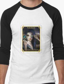 Gemstone Oracle Card - Illumination Men's Baseball ¾ T-Shirt