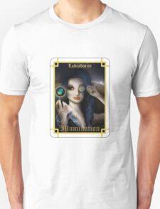 Gemstone Oracle Card - Illumination Unisex T-Shirt