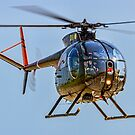 Hughes OH-6A Cayuse 69-16011 G-OHGA by Colin Smedley