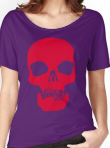 Venture Bros Red Skull! Women's Relaxed Fit T-Shirt