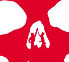 Venture Bros Red Skull! Sticker