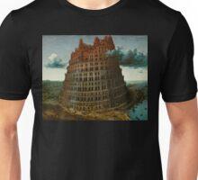 """The """"Little"""" Tower of Babel - Bruegel Unisex T-Shirt"""