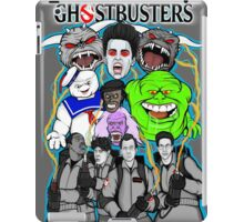 Ghostbusters villains collage iPad Case/Skin
