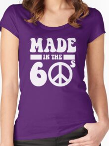 Made in the 1960's Women's Fitted Scoop T-Shirt