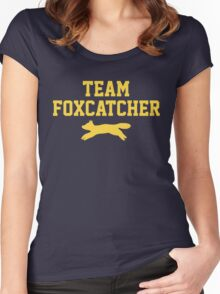 Team Foxcatcher Women's Fitted Scoop T-Shirt