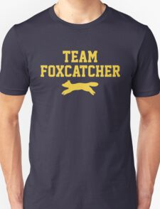 Team Foxcatcher Unisex T-Shirt