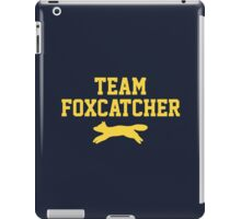 Team Foxcatcher iPad Case/Skin