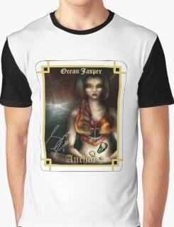 Gemstone Oracle Card - Anchor Graphic T-Shirt