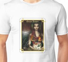 Gemstone Oracle Card - Anchor Unisex T-Shirt