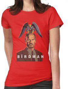 Birdman Womens Fitted T-Shirt