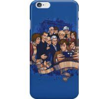 Doctor Who Selfie iPhone Case/Skin
