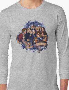 Doctor Who Selfie Long Sleeve T-Shirt