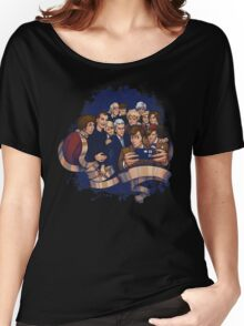 Doctor Who Selfie Women's Relaxed Fit T-Shirt