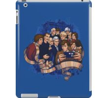Doctor Who Selfie iPad Case/Skin