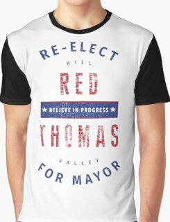 Re-Elect Red Graphic T-Shirt