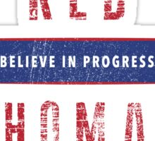 Re-Elect Red Sticker
