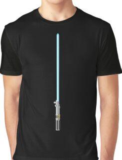 Anakin Skywalker Lightsaber Graphic T-Shirt