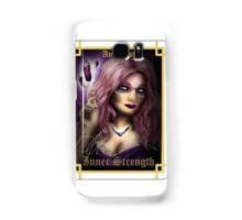 Gemstone Oracle Card - Inner Strength Samsung Galaxy Case/Skin