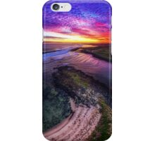 Passage Sunset - Port Fairy iPhone Case/Skin