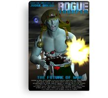 Rogue Trooper The Future of War. Canvas Print