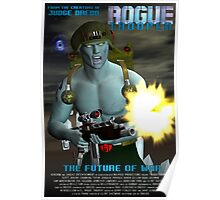 Rogue Trooper The Future of War. Poster