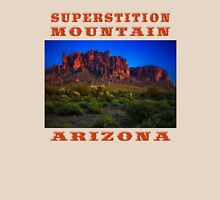 Superstition Mountain Arizona Unisex T-Shirt