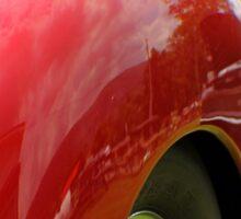 Truck reflection Sticker