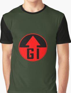 GI Badge Graphic T-Shirt