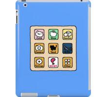 atsume kitty screen  iPad Case/Skin