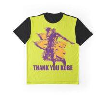 Thank You Kobe Graphic T-Shirt