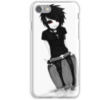 EMO- Beyond The Grave iPhone Case/Skin