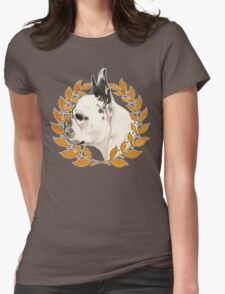 French Bulldog - @french_alice Womens Fitted T-Shirt