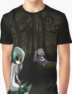 EMO- My Bunny Doll Graphic T-Shirt