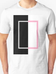 The 1975 Album Neon Artwork Pixel Art Unisex T-Shirt