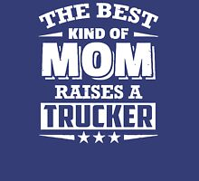 HAPPY MOTHER'S DAY 2016- TRUCKER'S MOM Womens Fitted T-Shirt