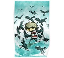 EMO- Counting Black Crows Poster