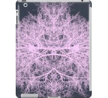 Pink psychedelic forest creature iPad Case/Skin