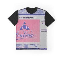 america online Graphic T-Shirt