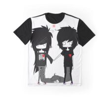 EMO- Forever You And I Graphic T-Shirt