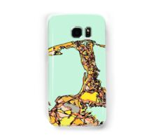 Abstract Map of Cape Cod Samsung Galaxy Case/Skin