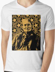 GERONIMO-2 (ALT) Mens V-Neck T-Shirt