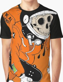 Be A HERO -Skate edition- Graphic T-Shirt