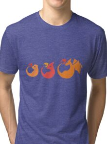 Fire Family Tri-blend T-Shirt