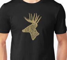 Live Adventurously Unisex T-Shirt