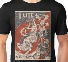 Artist Posters Elite for March 0387 Unisex T-Shirt