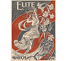 Artist Posters Elite for March 0387 Photographic Print