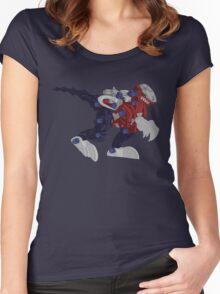 Lone Rev Raptor Women's Fitted Scoop T-Shirt