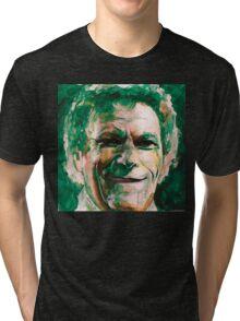 Allez les Verts ! Tri-blend T-Shirt