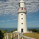 Lighthouse at Cape Otway by V1mage