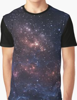 stars and nebula Graphic T-Shirt
